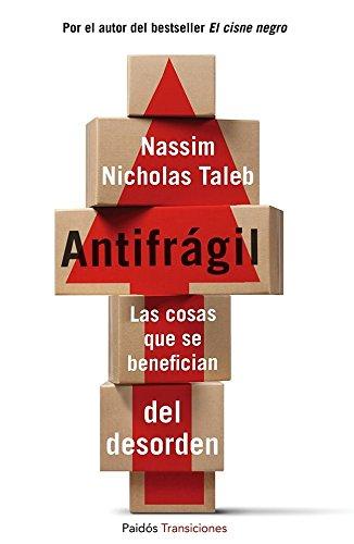 Antifrágil - Nassim Nicholas Taleb