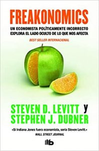 Freakonomics - Steven. Levitt